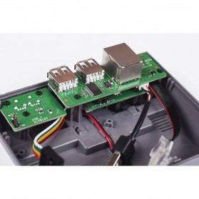 NESPI+ Classical Retro Nintendo NES Case Box for Raspberry Pi 3/2/B+ - 6