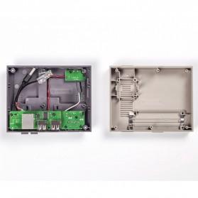 NESPI+ Classical Retro Nintendo NES Case Box for Raspberry Pi 3/2/B+ - 7