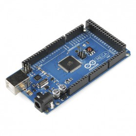 Arduino Mega 2560 Rev3 Mainboard - Blue