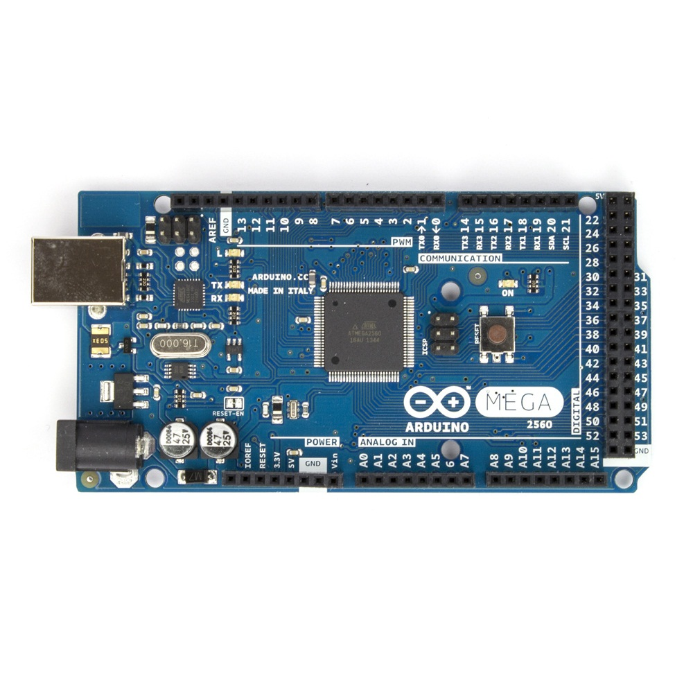 Arduino Mega 2560 Rev3 Mainboard Blue Penjepit Bulu Mata Fuanna 2