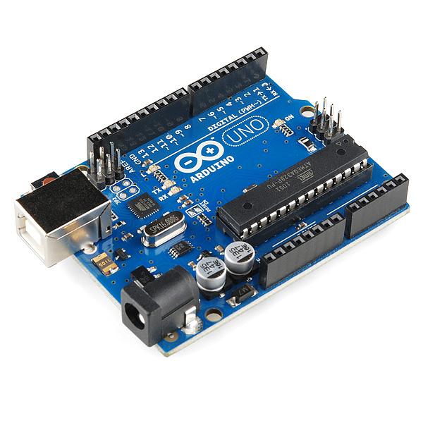 Arduino Uno Rev3 Mainboard - Blue - JakartaNotebook.com