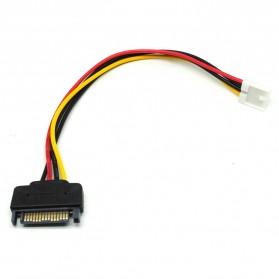 PCI-E Riser 1x to 16x SATA Power USB 3.0 for Bitcoin Miner - 5