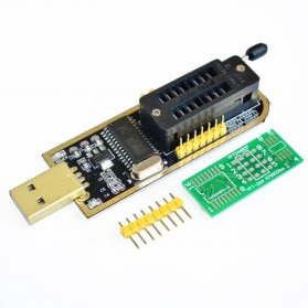 EEPROM Flash BIOS USB Programmer CH341A 24 25 Series