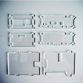 Acrylic Case for Raspberry Pi 3 Model B+ - SMPD01 - 6