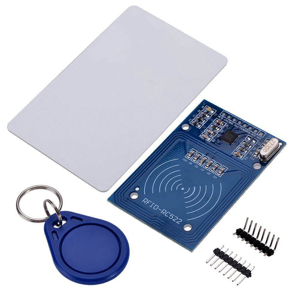 Module rfid reader writer rc for arduino