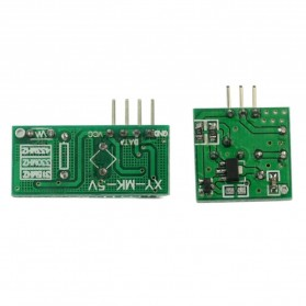 Module Wireless Transmitter and Receiver 433MHz for Arduino Raspberry Pi - 4