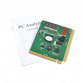 PCI & ISA Motherboard Debug Tester Diagnostics Screen Display 4 Digit - 3