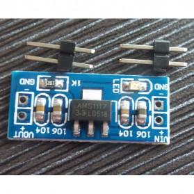 Module DC-DC Step Down Power Supply AMS1117 4.5-7V to 3.3V for Arduino Raspberry Pi - 2