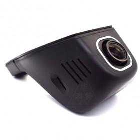 Dash Cam Kamera DVR Mobil WIFI Wide Angel 170 Degre 1080P - V24 - Black - 2