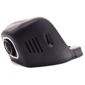 Dash Cam Kamera DVR Mobil WIFI Wide Angel 170 Degre 1080P - V24 - Black - 3