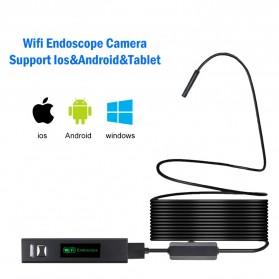 DDCAMERA Kamera Endoscope Wireless Waterproof HD - AN100A - Black - 4