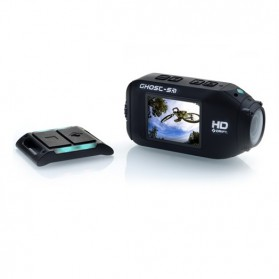 HD Action Camera - Drift Ghost-S - Black