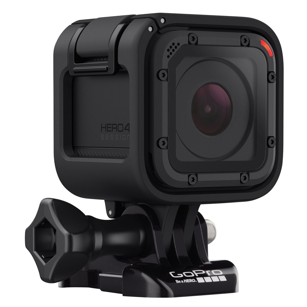 Gopro Hero 4 Session Standard Edition Action Camera Black 1
