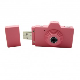Eazzzy Mini USB Digital Camera 2MP - Pink