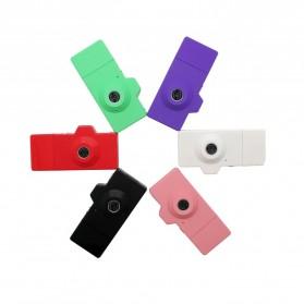 Eazzzy Mini USB Digital Camera 2MP - Green - 2