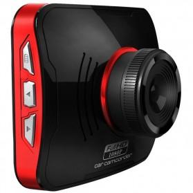 Baco Car DVR Camera Recorder Full 1080P 2.7 Inch - P880 - Black - 2