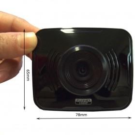 Baco Car DVR Camera Recorder Full 1080P 2.7 Inch - P880 - Black - 3