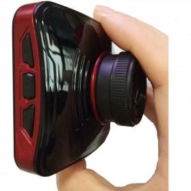 Baco Car DVR Camera Recorder Full 1080P 2.7 Inch - P880 - Black - 5