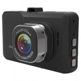 DVR Mobil 3 Inch 1080P - GT08 - Black