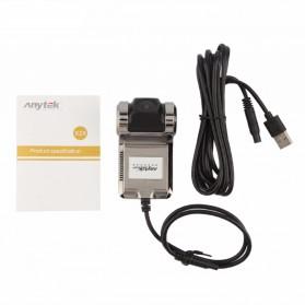 BACO Car DVR Kamera Mobil Full HD 720P - X28 - Black - 8