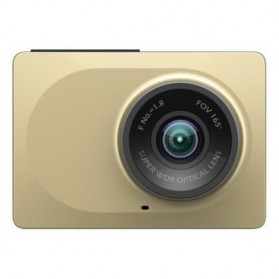 Xiaomi Yi Car Dashboard Camera 1080P - Golden