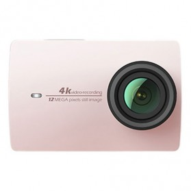 Xiaomi Yi 2 4K 155 Degrees Wide Angle (China Language) - Rose Gold