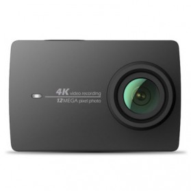 Xiaomi Yi 2 4K 155 Degrees Wide Angle (China Language) - Black