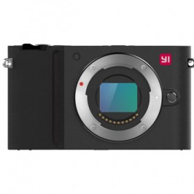 Xiaomi Yi M1 Mirrorless Digital Camera 12-40mm F3.5-5.6 Lens & 42.5mm F1.8 Lens - Black - 3