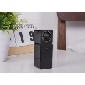Xiaomi Hualai Xiaofang 1080P Dual Lens VR 360 Degree Smart CCTV - QF3 - Black - 4