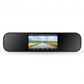 Xiaomi Mijia Rearview Mirror Kaca Spion Kamera DVR 1080P - Black
