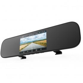 Xiaomi Mijia Rearview Mirror Kaca Spion Kamera DVR 1080P - MJHSJJLY01BY - Black - 3