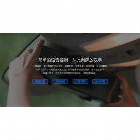 Xiaomi Mijia Rearview Mirror Kaca Spion Kamera DVR 1080P - MJHSJJLY01BY - Black - 4
