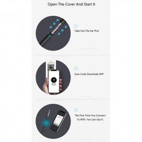 Bebird Smart Visual Ear Stick Kamera Endoscope 300W - M9 Pro - Black - 11