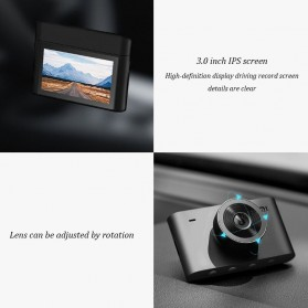 Xiaomi Recorder 2 Car DVR Kamera Mobil Ultra Clear 2K - XMMJJLY03 - Black - 10