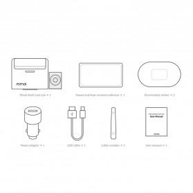 Xiaomi 70mai Midrive Dash Cam Lite Kamera Dashboard Mobil 1080P - D08 - Black - 6