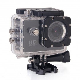 RF Wifi Full HD 1080P Waterproof Action Camera Sport DVR - SJ4000W - Black