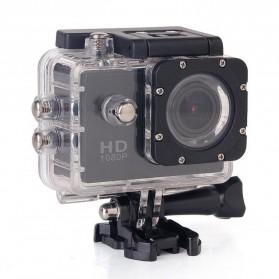 HD Action Camera - RF Wifi Full HD 1080P Waterproof Action Camera Sport DVR - SJ4000W - Black