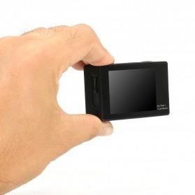 Action Camera A7 Waterproof 1080P Wide Angle Layar LCD - Black - 10