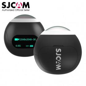 HD Action Camera - SJCAM SJ360 WiFi Mini Panoramic VR Camera - Black