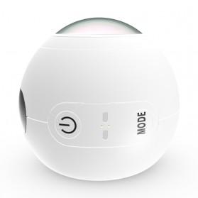SJCAM SJ360 WiFi Mini Panoramic VR Camera - Black - 4