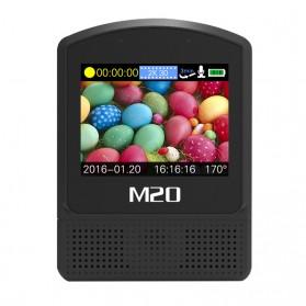 SJCAM M20 Gyro Mini Action Camera 2K WiFi - Black - 2