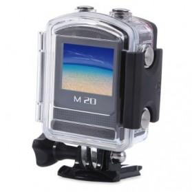 SJCAM M20 Gyro Mini Action Camera 2K WiFi - Black - 4