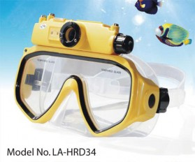 Lapara Waterproof HD CAM 5 MP - Model HRD34 - 1