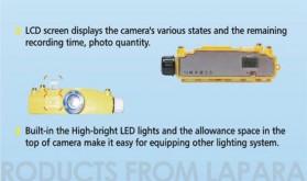 Lapara Waterproof HD CAM 5 MP - Model HRD34 - 5
