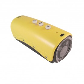 Lapara Action Camera Ambarella DSP Full HD 12MP Waterproof 20M - HRD32II - Yellow