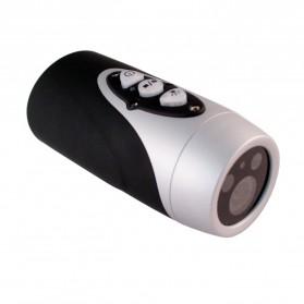 Lapara Action Camera 5MP Waterproof 20M - Black