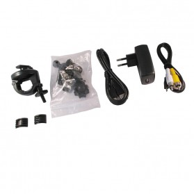Lapara Action Camera 5MP Waterproof 20M - Black - 5