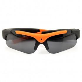 Lapara Spy Eyewear Video Recorder - LA-SVD-G16 - Black