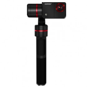 Feiyu Tech Summon Plus 4K Handheld Gimbal Camera - Black