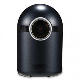 Remax Cutie Car Dashboard Camera 1080P - CX-04 - Black - 2